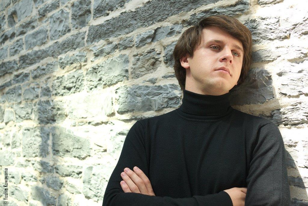 Vitaly Pisarenko photo - Russian pianist in London